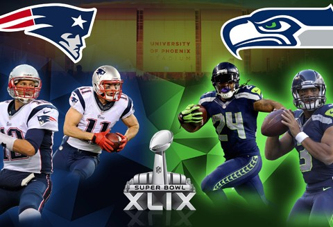Join Us For Superbowl XLIX on 2.1.15